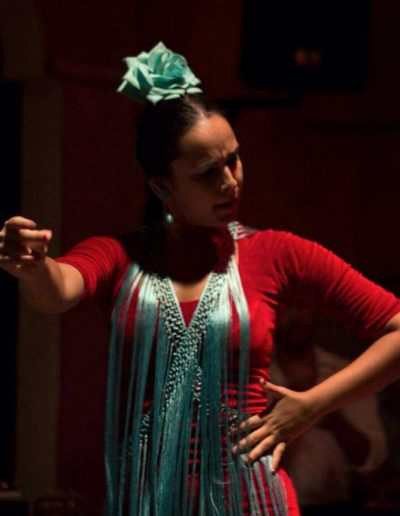 Baile flamenco en Nerja