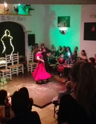 Flamenco en Nerja