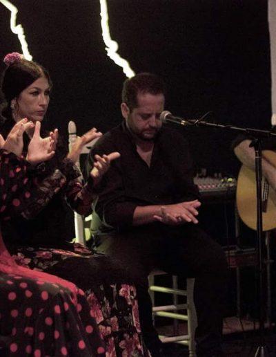 Show de flamenco en Nerja